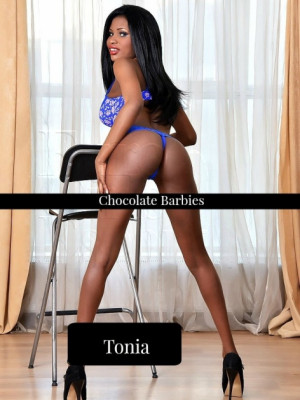 Girl Escort Tonia & Call Girl in Oslo