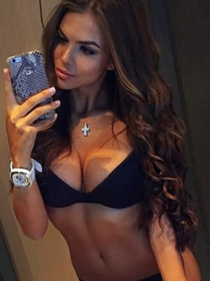 Girl Escort Alina & Call Girl in Oslo
